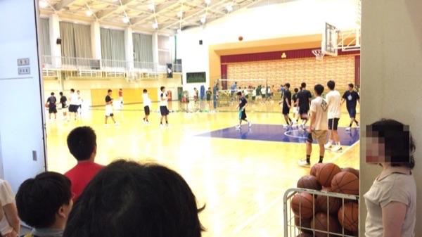 洛南高等学校バスケ部