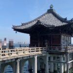 琵琶湖浮御堂